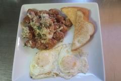 Breakfast on Sundays