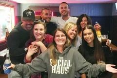 Fun times at the Haus
