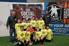 The Social Haus Youth Soccer Team